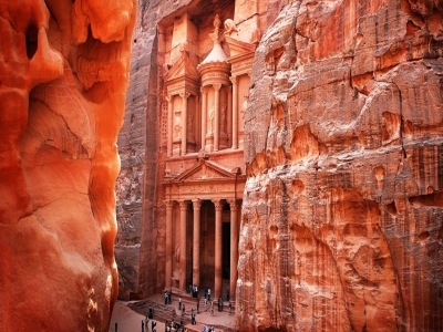 Petra 1 day|escape
